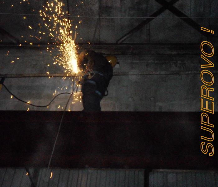 Демонтаж металлоконструкций воронеж